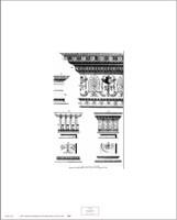 Neoclassical Entablature Fine-Art Print