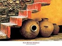 Old Water Vessels Fine-Art Print