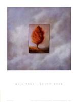 Hill Tree Fine-Art Print