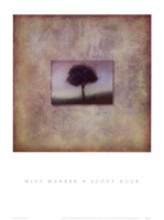 Mist Marker Fine-Art Print