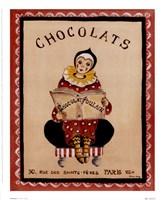 Chocolats Fine-Art Print