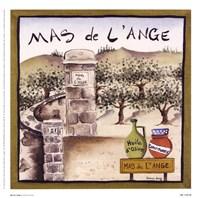 Mas De L'ange Fine-Art Print