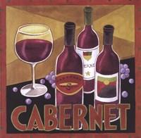 Vintage Wine I Fine-Art Print