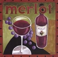 Vintage Wine IV Fine-Art Print
