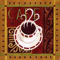 Cafe Exotica II Fine-Art Print