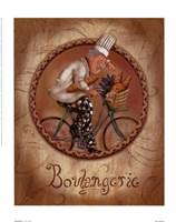 Boulangerie Fine-Art Print