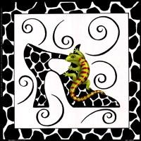 Shoe Gecko Fine-Art Print
