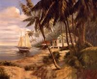 Key West Hideaway Fine-Art Print