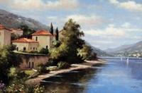Casa De Lago Fine-Art Print