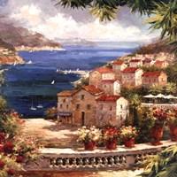 Harbor Vista Fine-Art Print