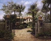 Boca Retreat Fine-Art Print