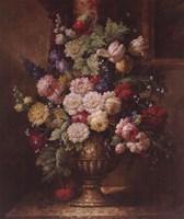 Renaissance Floral Fine-Art Print