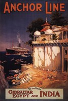 Gibraltar and India I Fine-Art Print