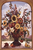 Autumn Vase Fine-Art Print