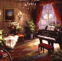Music Parlor Fine-Art Print