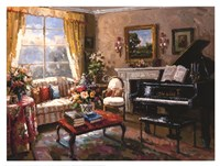 The Music Room Fine-Art Print