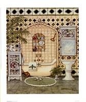 Elegant Bath IV Fine-Art Print