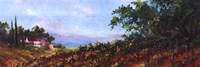 Lakeside Vine Fine-Art Print