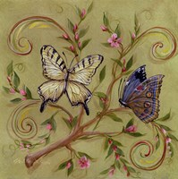 Butterfly Green Fine-Art Print