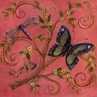 Butterfly Pink Fine-Art Print