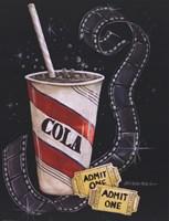Cola Fine-Art Print