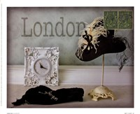London Hat Fine-Art Print