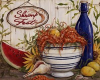 Shrimp Fest Fine-Art Print