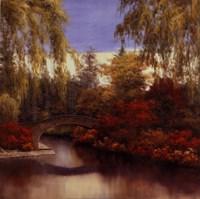 Autumn Crossing Fine-Art Print