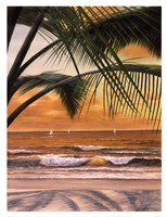 Paradiso Sunset Fine-Art Print