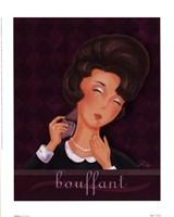 Bouffant Fine-Art Print