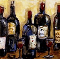 Wine Bar Fine-Art Print