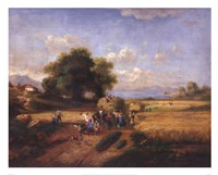 Harvest Celebration Fine-Art Print
