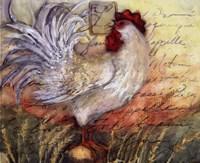 Le Rooster II Fine-Art Print