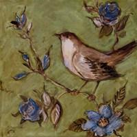 Native Finch II Fine-Art Print