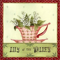 Floral Teacup IV Fine-Art Print