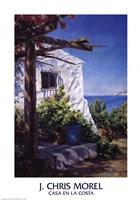 Casa En La Costa Fine-Art Print