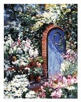 Come Into My Garden Fine-Art Print