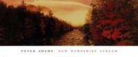 New Hampshire Stream Fine-Art Print