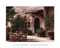 La Villa Borghese Fine-Art Print