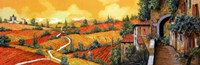 Bassa Toscana Fine-Art Print