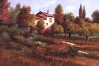 La Casa Nel Bosco Fine-Art Print