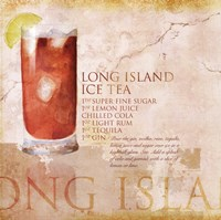 Long Island Ice Tea Fine-Art Print