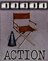 Action Fine-Art Print