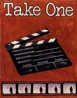 Take One Fine-Art Print