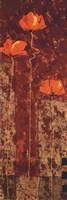 Contemporary Crimson II Fine-Art Print