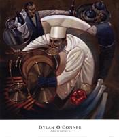Chefs in Motion II Fine-Art Print