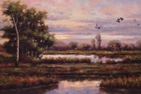 Marshland Fine-Art Print