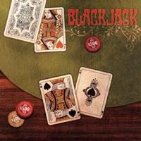 Black Jack Fine-Art Print