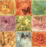 Inspirational Squares I Fine-Art Print