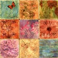 Inspirational Squares II Fine-Art Print